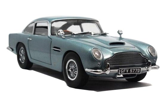 1:18 Scale SunStar Diecast 1963 Aston Martin DB5 Model