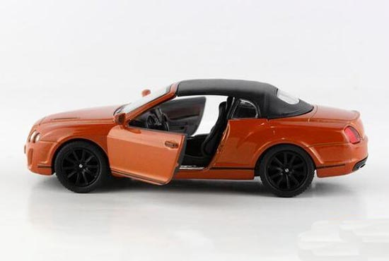 Blue / White / Orange / Red Kids Bentley Continental GT Toy