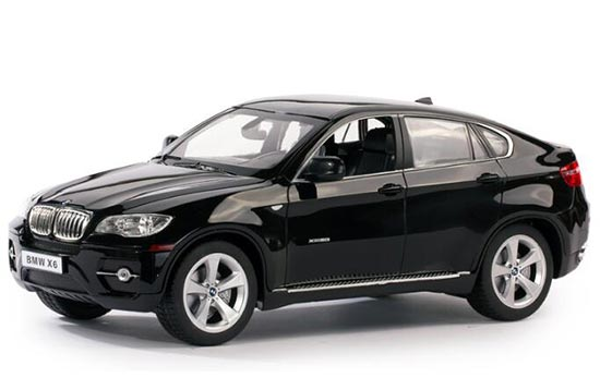 White / Red / Black Kids 1:24 Scale R/C BMW X6 SUV Toy