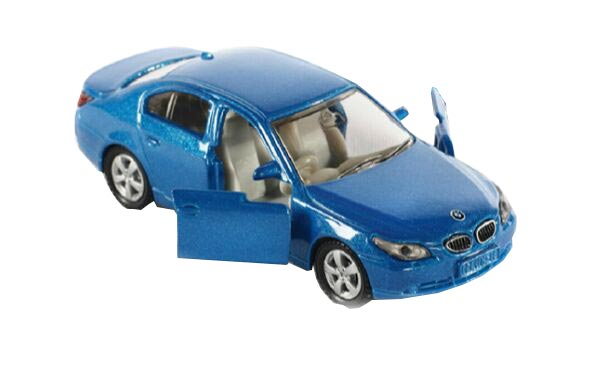 Kids Blue Mini Scale SIKU 1045 Diecast BMW 545i Toy