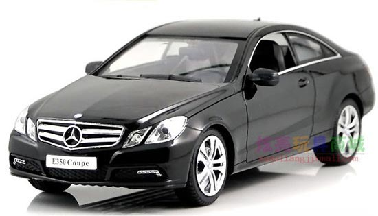 1:16 Scale Kids Red / Black R/C MERCEDES-Benz E350 Coupe Toy