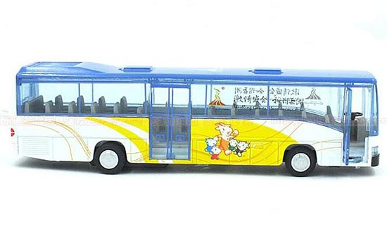 Diecast GuangZhou 2010 Asian Games Licensed Toy City Bus