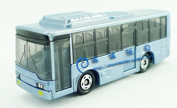 Mini Scale TOMY Brand NO.72 Kids City Bus Toy