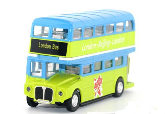 Buy Orange Double Decker Bus at online store, cheap Orange