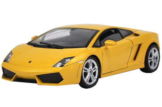 1:18 Scale Welly Die-Cast Lamborghini Gallardo LP560-4 Model