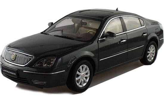 Black / Champagne 1:18 Scale Diecast Buick Lacrosse Model