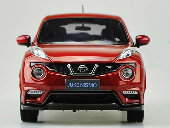 Red White 1 18 Scale Diecast Nissan Juke Nismo Rs Model Nb1t082