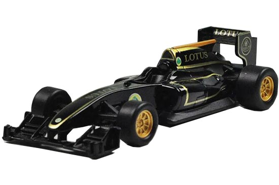 Green / Black Kids 1:36 Scale Diecast Lotus T125 Toy