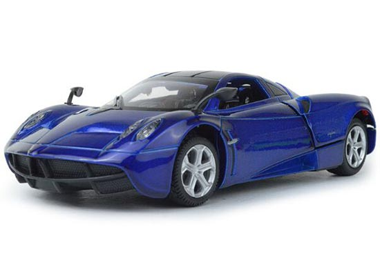 Red / Blue / Gray / Green Kids 1:32 Die-cast Pagani Zonda Toy
