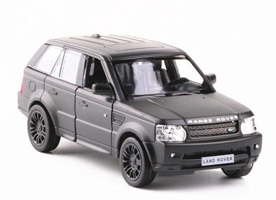 Kids Black 1:36 Scale Kids Die-Cast Land Rover Range Rover Toy