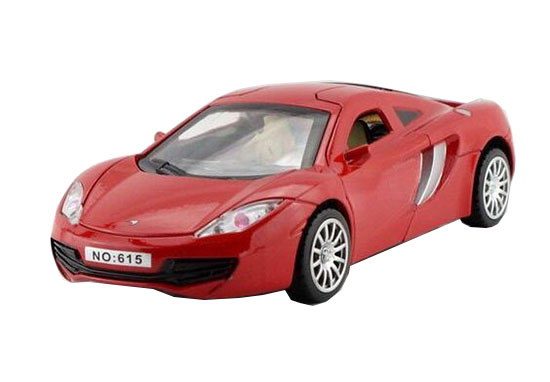 Kids Green / Red / Orange / Purple 1:32 Diecast McLaren Toy