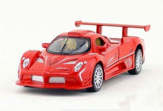 Red / Yellow /Green / Orange 1:32 Kids Diecast Pagani Zonda Toy
