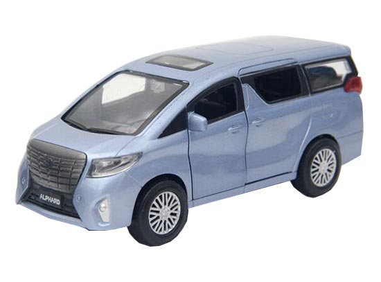 Red /Black /White / Blue Kids 1:32 Scale Die-cast Toyota Alphard