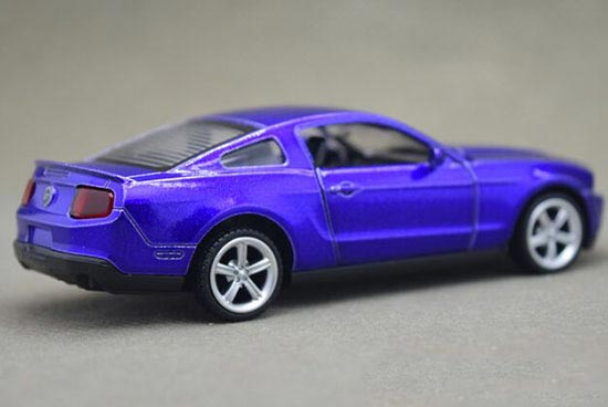 Red / Blue 1:43 Scale Kids Diecast Ford Mustang GT Toy