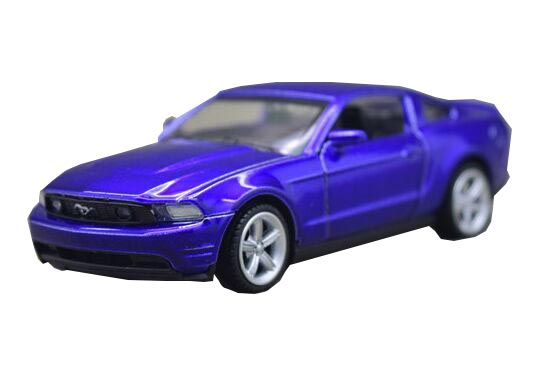 Red / Blue 1:43 Scale Kids Die-Cast Ford Mustang GT Toy