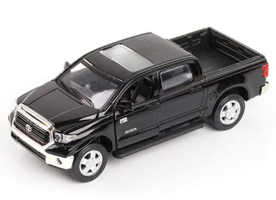 Red / Black /White Kids 1:36 Scale Die-cast Toyota Tundra Pickup