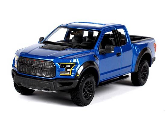 1:24 Scale Black /Silver / White Die-Cast 2017 Ford F-150 Pickup