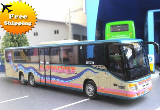 1:87 Scale Germany AWM Happacher City Bus Model