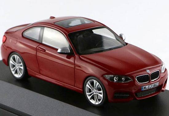 Red black white 1 43 scale diecast bmw 2 series coupe model nb1t516 ezbustoys com - Bmw 2 series coupe white ...