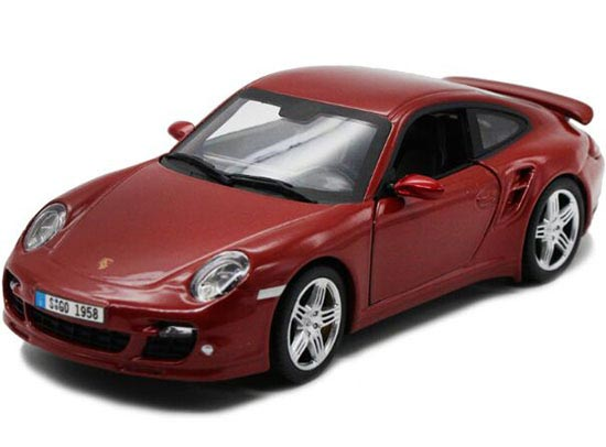 1:24 Scale Die-cast Porsche 911 Turbo 997 Model