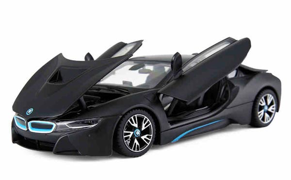 Black Red Blue White 124 Rastar Diecast BMW I8 Model