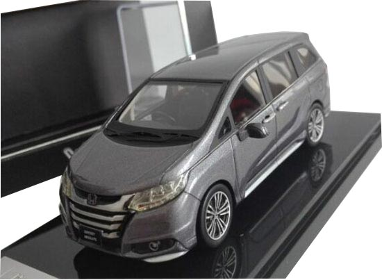 1:43 Gray / Black Die-Cast 2013 Honda ABSOLUTE EX Model