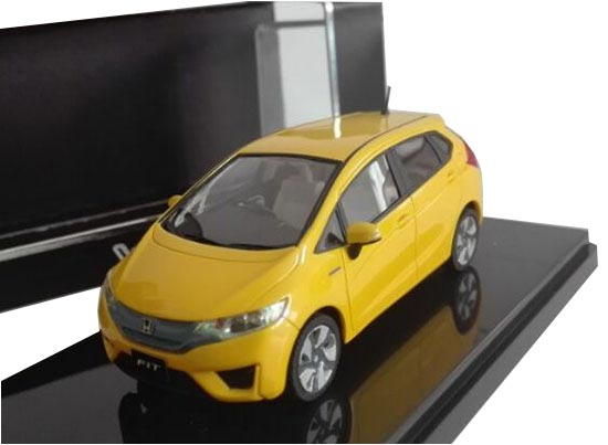 1:43 Scale Die-Cast 2013 Honda Fit Hybrid F Package Model