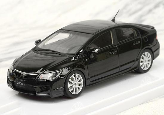 Silver 1:43 Die-Cast 2008 Honda Civic 2.0GL S Package Model