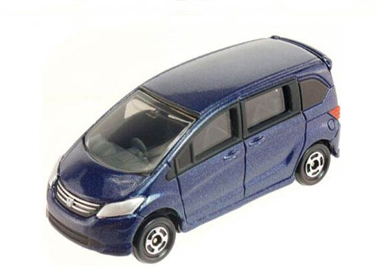 Blue Kids 1:59 Tomy Tomica NO.84 Die-cast Honda Freed MPV Toy