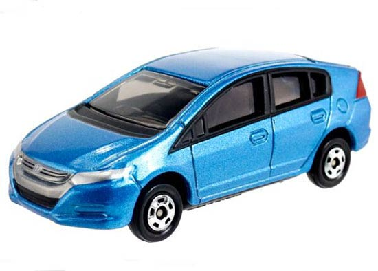 Blue Kids 1:60 Tomy Tomica NO.20 Diecast Honda Insight Toy