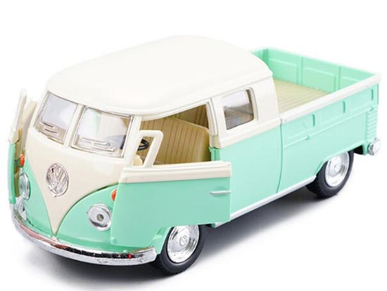 Pink / Green /Yellow /Blue Kids Diecast VW Pickup Truck Toy