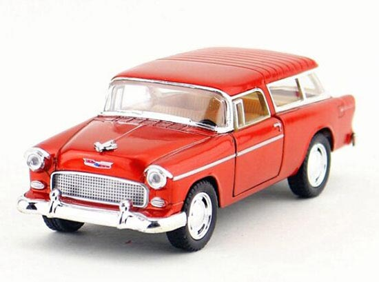 1:40 Scale Kids 1955 Diecast Chevrolet Nomad Toy
