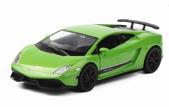 Kids 1:36 Scale Diecast Lamborghini Gallardo LP560-4 Toy