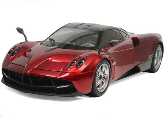 1:18 Scale Five Colors GTA Diecast Pagani Huayra Model