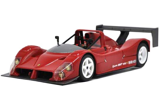 1:18 Scale Red Hot Wheel Diecast Ferrari F333 SP Model