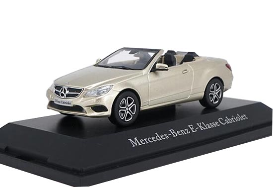 Golden 1:43 Diecast Mercedes Benz E-Class Cabriolet Model