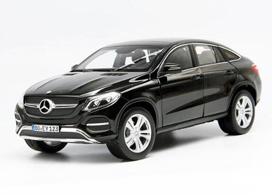 1:18 Scale Norev 2015 Diecast Mercedes Benz GLE Coupe Model
