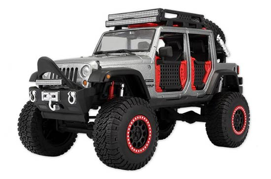 1:24 Scale Maisto 2015 Diecast Jeep Wrangler Model