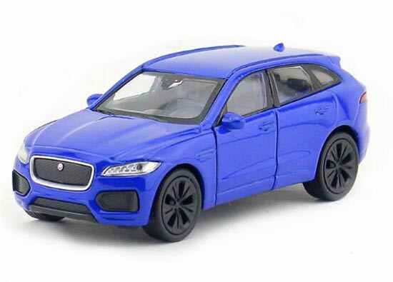 Kids Welly 1:36 Scale Diecast Jaguar F-Pace SUV Toy
