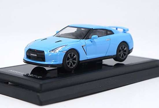 Kyosho 1:64 Scale Diecast Nissan GT-R R35 Model