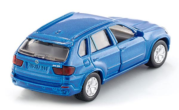 Kids Yellow / Blue SIKU 1432 Diecast BMW X5 Toy