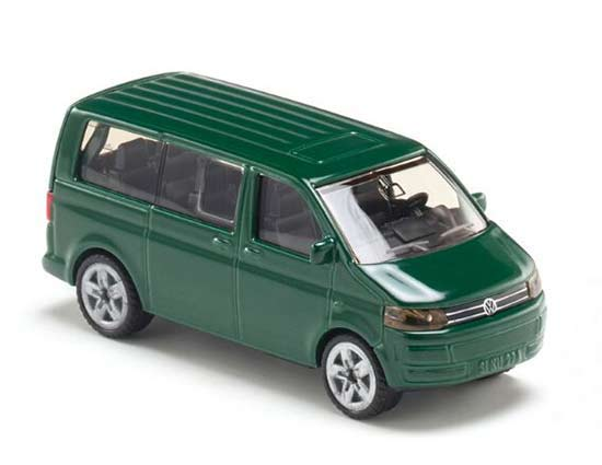 Kids Green Mini Scale SIKU 1070 Diecast VW Fourgon Toy