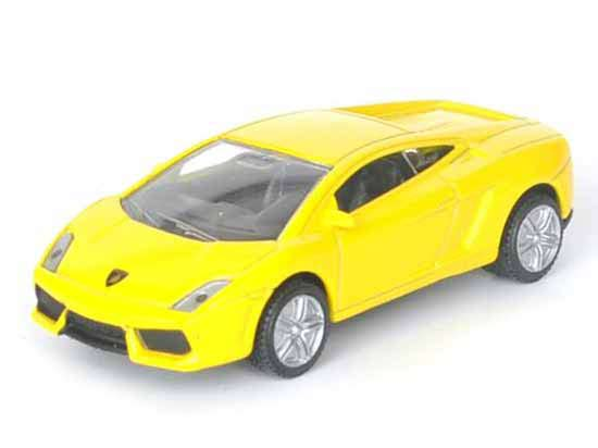 Kids Yellow SIKU 1317 Diecast Lamborghini Gallardo Toy