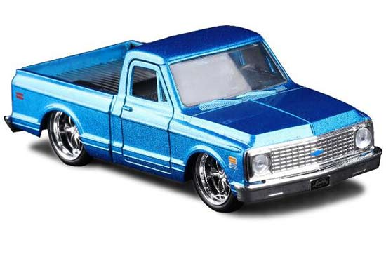 1:32 Scale Blue JADA Diecast Chevrolet Pickup Truck Toy