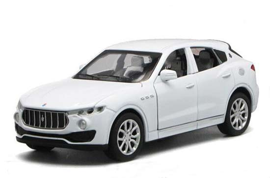 Golden / Red / White / Blue Kids Diecast Maserati Levante Toy