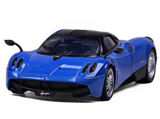 1:18 Red / Blue / Golden Motormax Diecast Pagani Huayra Model