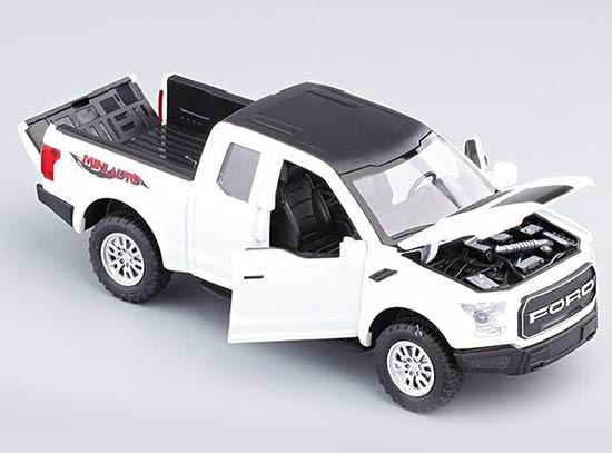 1:32 Scale Kids Diecast Ford F-150 Pickup Truck Toy