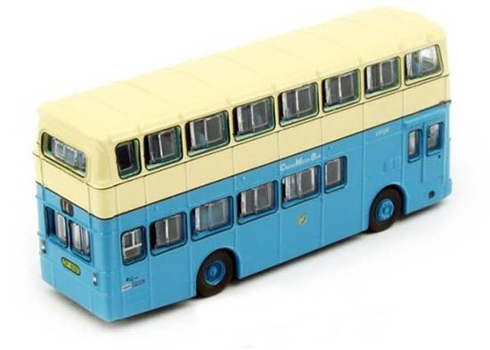 Hong Kong CMB Classic Bus Set Diecast Double Decker Bus Toy
