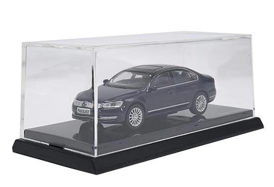 Deep Blue 1:64 Scale Diecast VW Passat Model