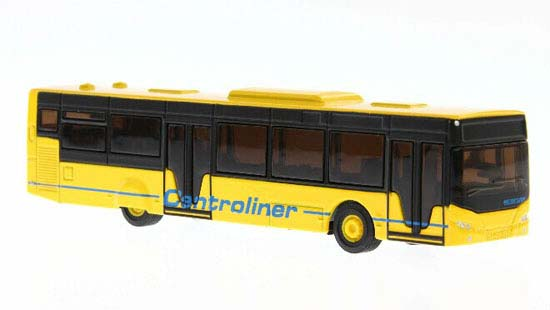 Kids Yellow SIKU 1631 Die-Cast Neoplan Centroliner Bus